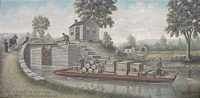 Middlesex Canal