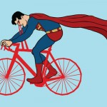 Bicycle-Superman